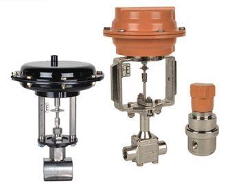 LowFlow Valve Mark 708 series valve
